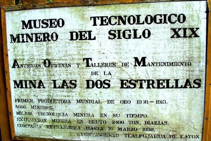 Museo Tecnológico Minero del Siglo XIX. Foto: Javier López | Flickr