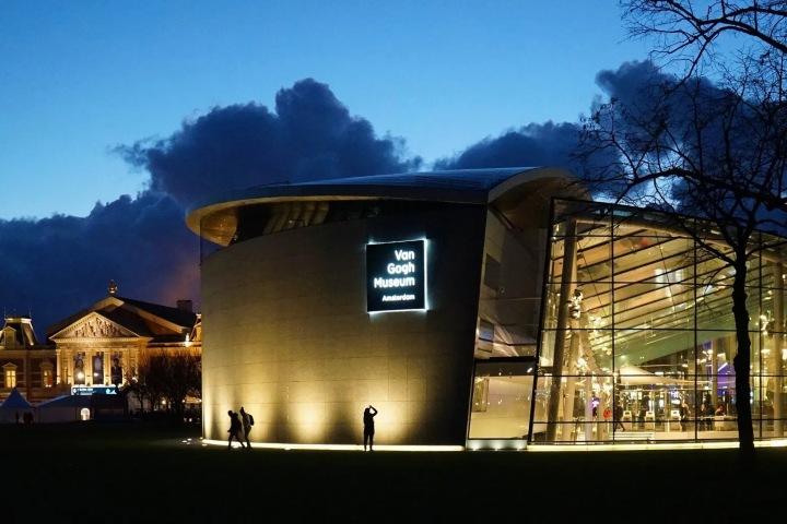 Museo Van Gogh. Foto: Euroviajar