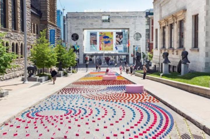 Museo de Bellas Artes de Montreal. Foto: NM Noticias