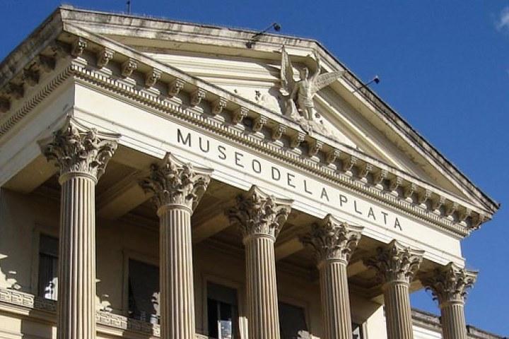 Museo de la Plata en Argentina. Foto: Vix