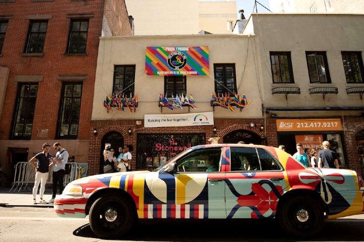 NYC Stonewall Pride USA Foto Visit USA 3
