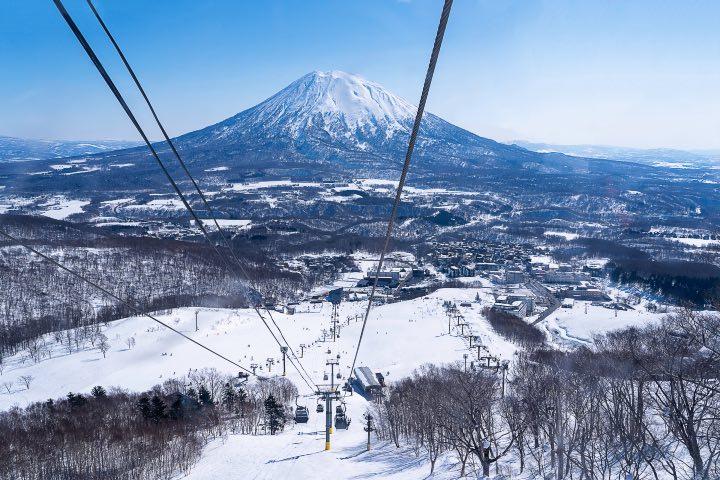 Niseko es uno de los atractivos turísticos de Tokio y sede de los Juegos Olímpicos. Foto: Tokyo Cheapo