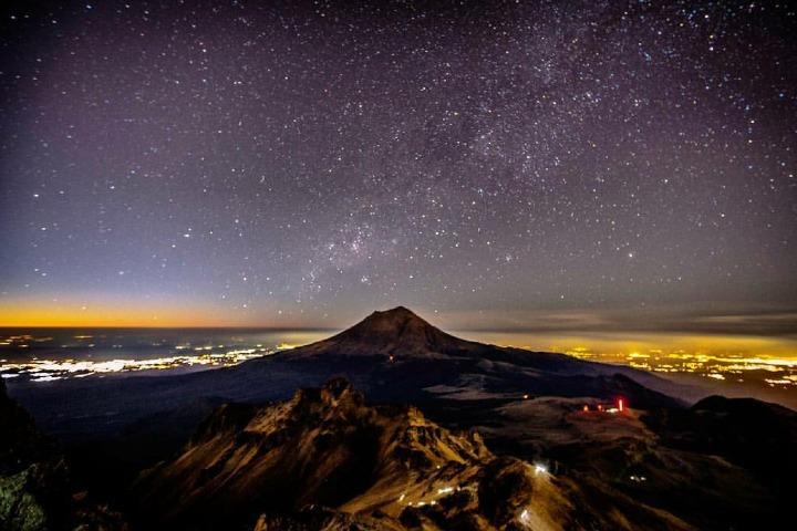 Parque Nacional Izta-Popo de Puebla. Foto: @ramiromunozphoto | Instagram