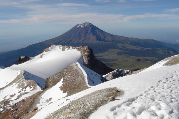Parque Nacional Izta-Popo en Puebla. Foto: Turismo en Puebla