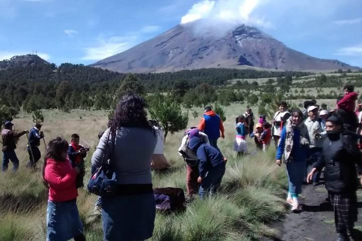 Vive momentos agradables en el Parque Nacional Izta-Popo. Foto: Yo Soy Puebla