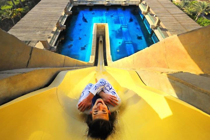 Vive la adrenalina y la diversión en un mismo lugar. Foto: PA-Community