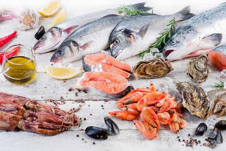 La comida de mar es característica de la isla. Foto: CIAD