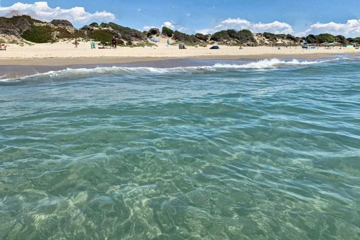 Disfruta de un día en Playa Capocotta. Foto: Carmelo Collura | Facebook