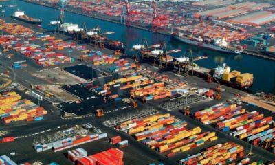 Puerto de Nueva York - Nueva Jersey. Foto: Mega Costrucciones