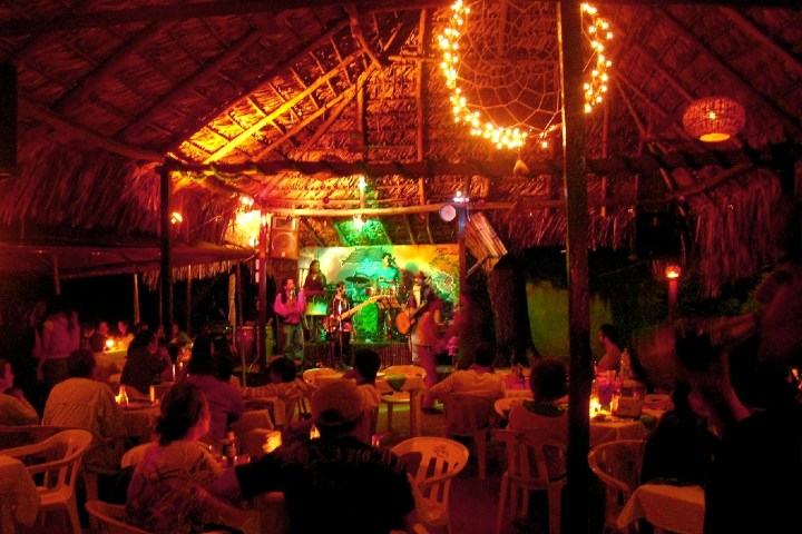 Restaurante Don mucho's en Palenque, Chiapas. Foto: Sitio Web