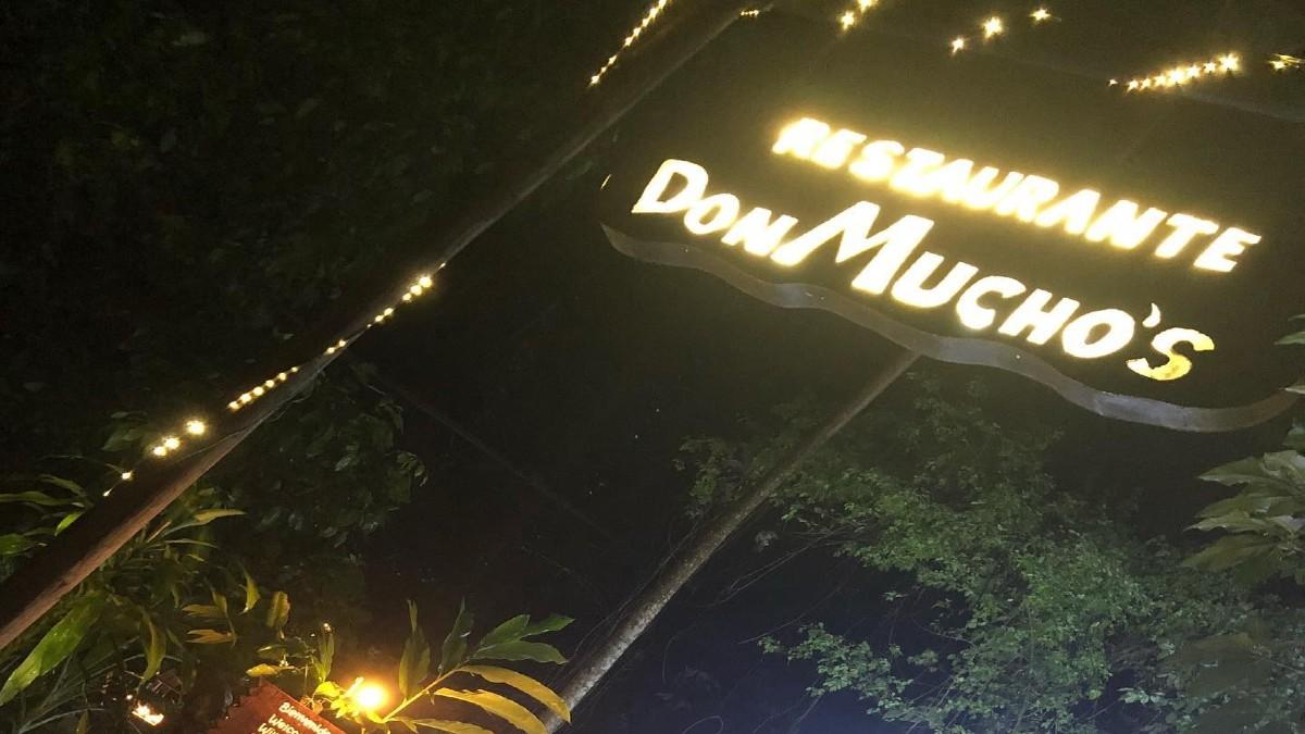 Restaurant Don Mucho's, portada-Facebook Restaurant Don Muchos