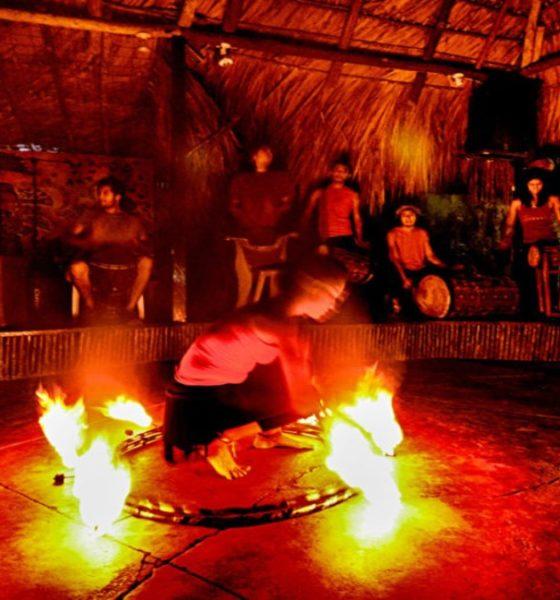 Restaurante Don mucho's. Foto: Qué hacer en Palenque