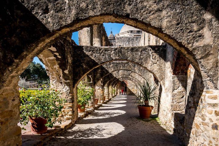 San Antonio, Texas, está lleno de lugares para disfrutar en tus vacaciones. Foto: André Núñez