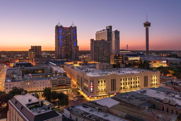San Antonio, Texas. Foto: Jonathan Cutrer