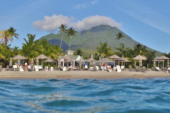 San Cristobal y Nieves son destinos que debes poner en tus lugares por visitar. Foto: Caribbean Islands