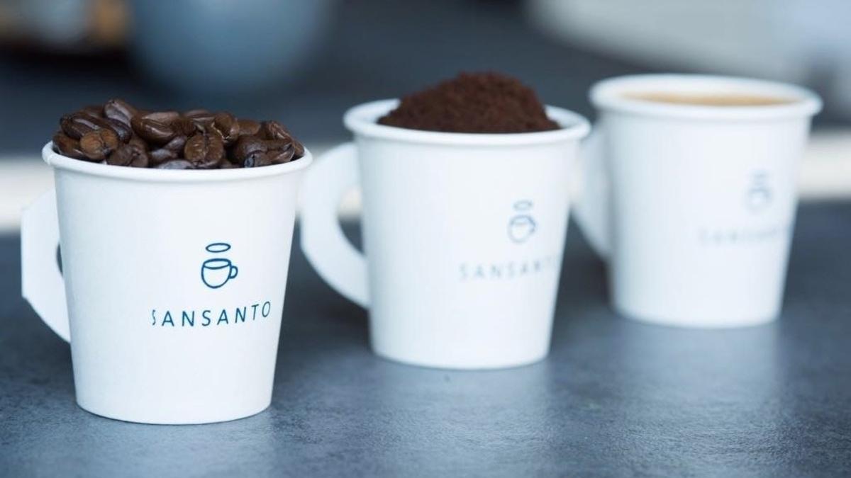 Sansanto Café, CDMX. Foto: Sansanto | Sansanto