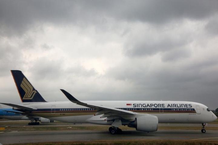 Singapore Airlines, una aerolínea llena de historia. Foto: Deutshe Welle