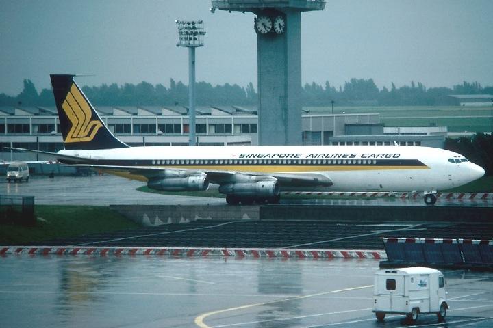 Singapore Airlines es una aerolínea importante actualmente. Foto: Jet Photos