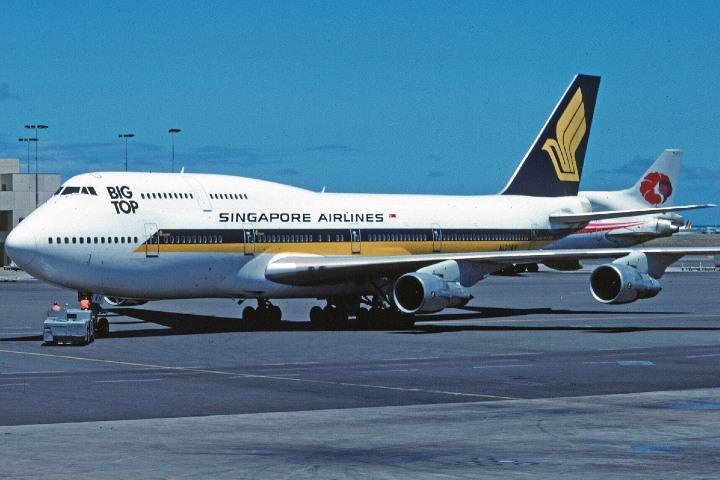 ¿Has volado con Singapore Airlines? Es algo que debes vivir. Foto: Brian T Richards | Jet Photos
