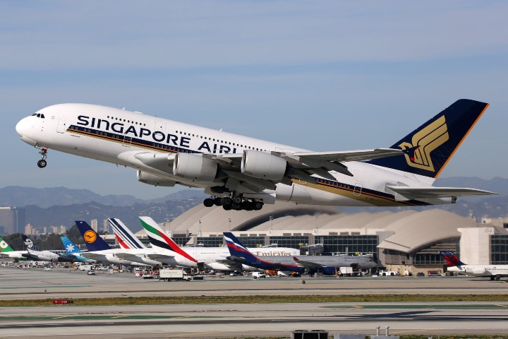 Singapore Airlines. Foto: The Independent