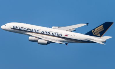 Historia de Singapore Airlines. Foto: The Jakarta Post