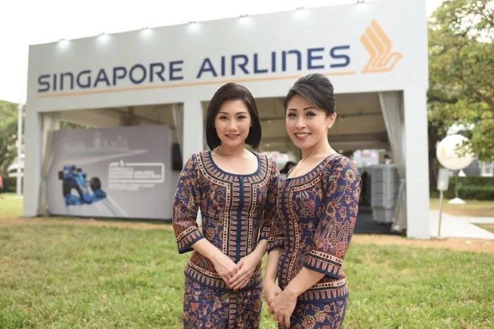 Singapore girls. Foto: Must Share News