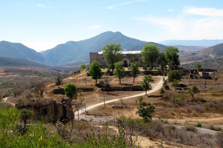 El apogeo de la etnia Mixteca fue bajo el reinado del Ocho-Venado-Garra de Jaguar. Foto: Roberta Christie