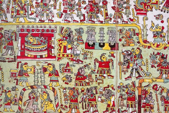 La lengua de la etnia Mixteca tiene más de 81 variaciones. Foto: Archivo