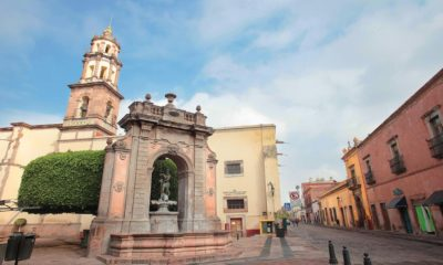Templo y Ex Convento de Santa Clara. Foto: Sitio Web