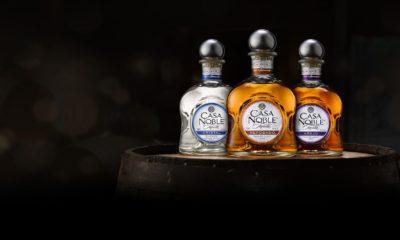 Tequila de Hacienda Casa Noble. Foto: Gourmet de México