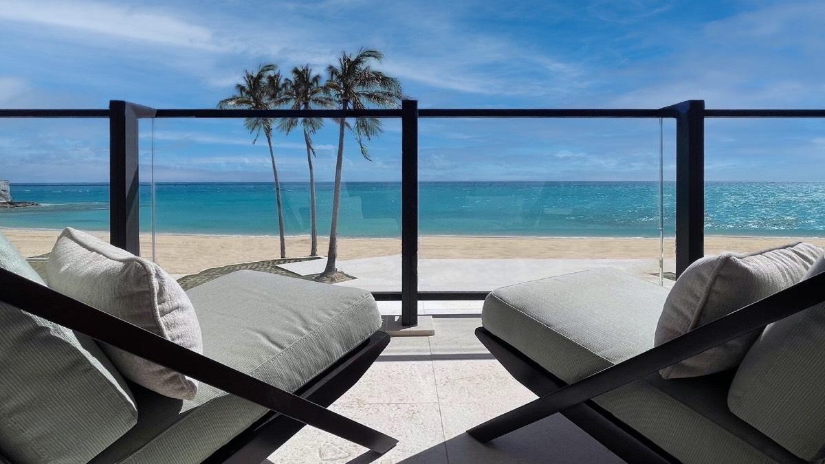 The St. Regis Bermuda Resort de marca Marriott. Foto: The St. Regis Bermuda Resort | Facebook
