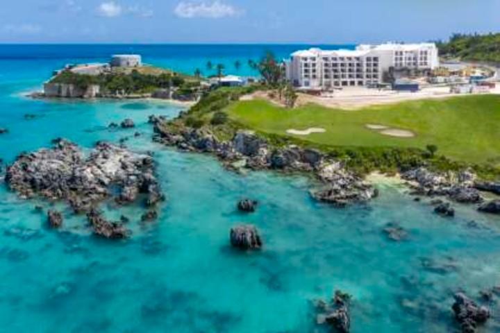 The St. Regis Bermuda Resort será un lugar de ensueño ante tus ojos. Foto: Sitio Web