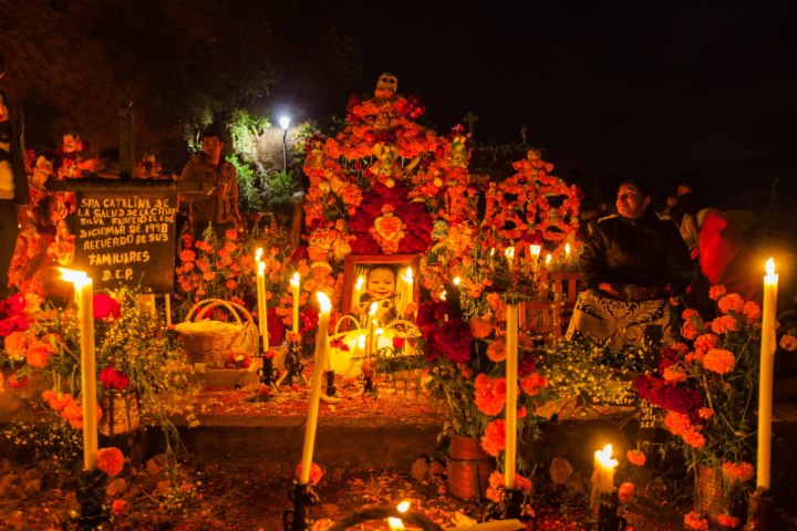 Tradiciones de México, Día de Muertos. Foto: Sitio Web
