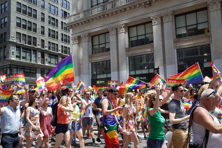 Mes del Orgullo en USA. Foto: FB