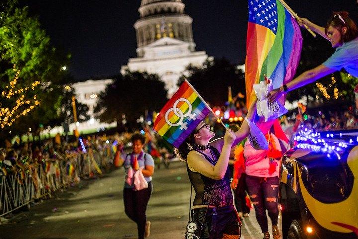 Pride en Estados Unidos. Foto: FB