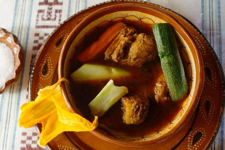 Churipo Cocina Michoacana Foto Turismo Michoacán