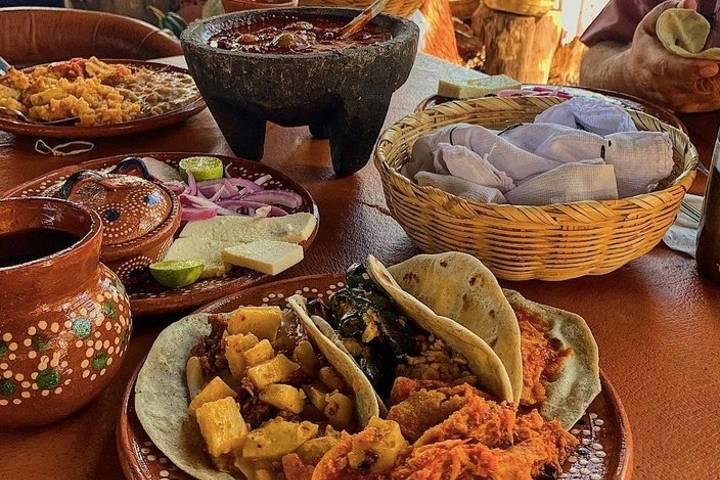 Cocina Michoacana Foto Turismo Michoacán