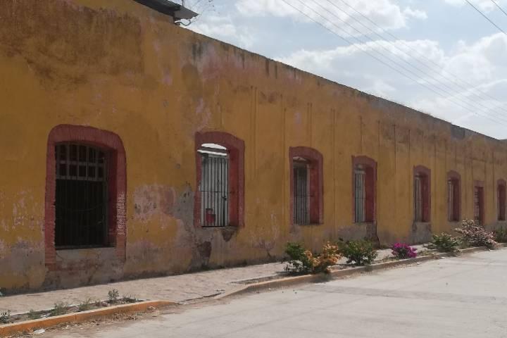 Ex Hacienda de Gogorrón - Foto Luis Juárez J.