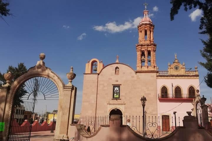 Parroquia de San Francisco de Asís – Foto Luis Juárez J.