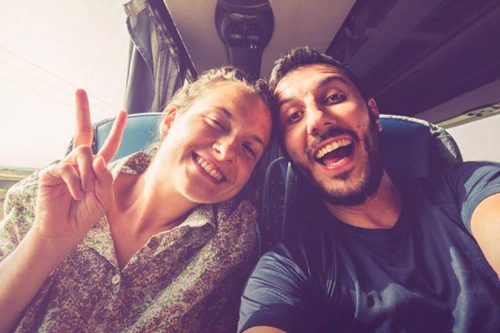 Rentar un autobus para tus vacaciones Foto Autotur
