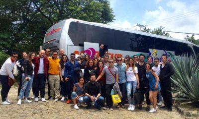 Rentar un autobus para tus vacaciones Foto Autotur 23