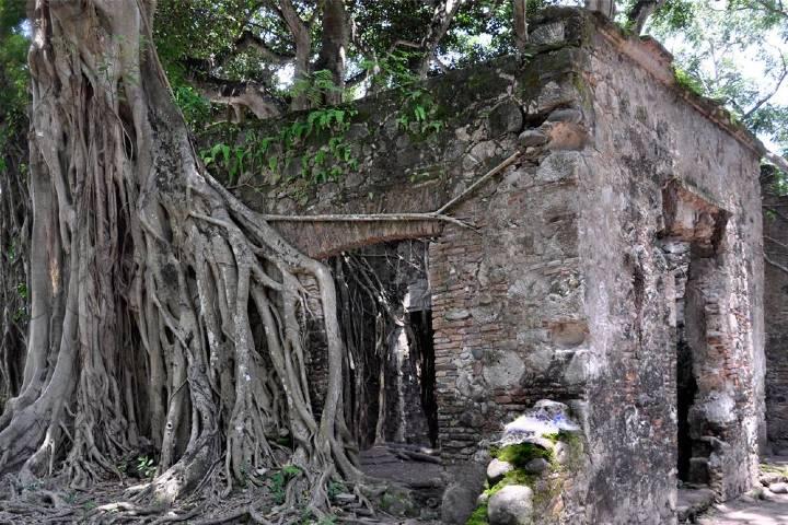 La Antigua, Veracruz. Casa de Cortés. Foto: Contenido