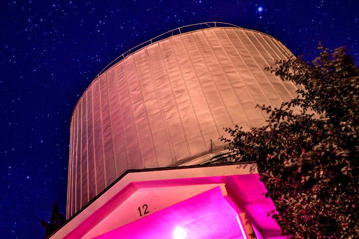 Arizona Lowell Observatory. Foto: Turismo Arizona