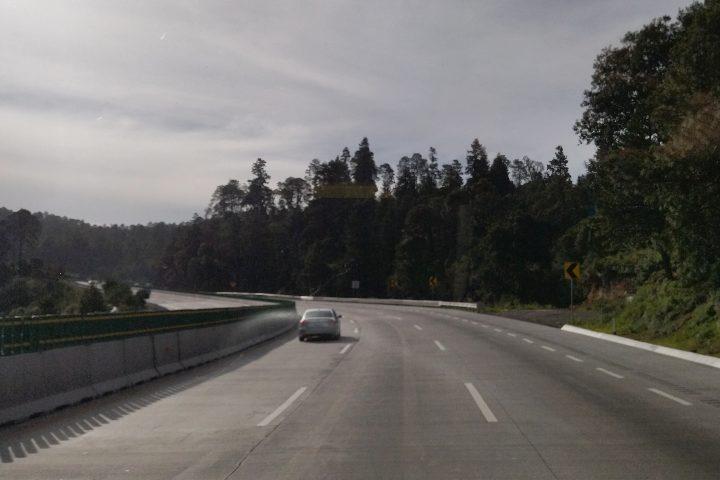 Carretera Foto Julio García Castillo