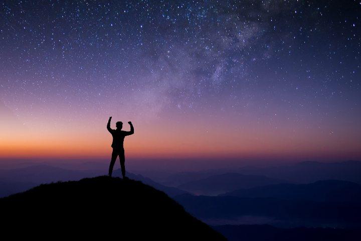 Cielo Estrellado. Foto: JT ASTK