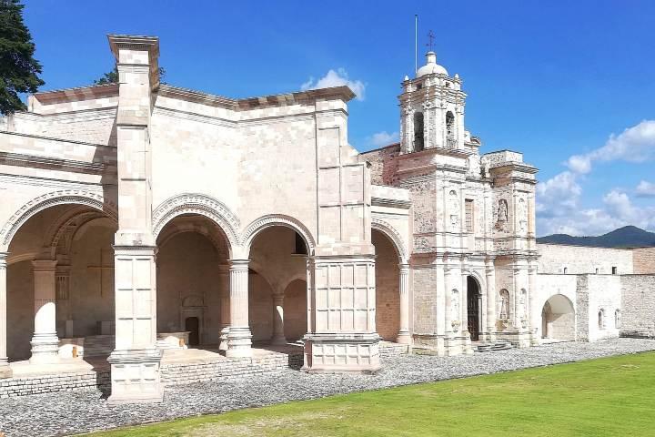 Ex Convento de Pueblo Mágico - Foto Luis Juárez J.