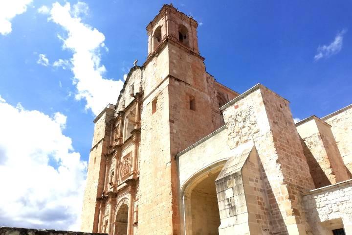 Ex Convento de Yanhuitlán - Foto Luis Juárez J.