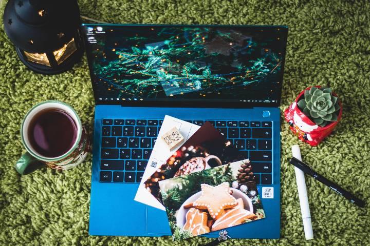 Notebook. Foto: Ksenia Yakovleva Unsplash