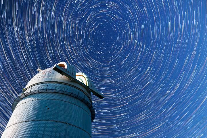 Observatorio astronómico. Foto: JT ASTK