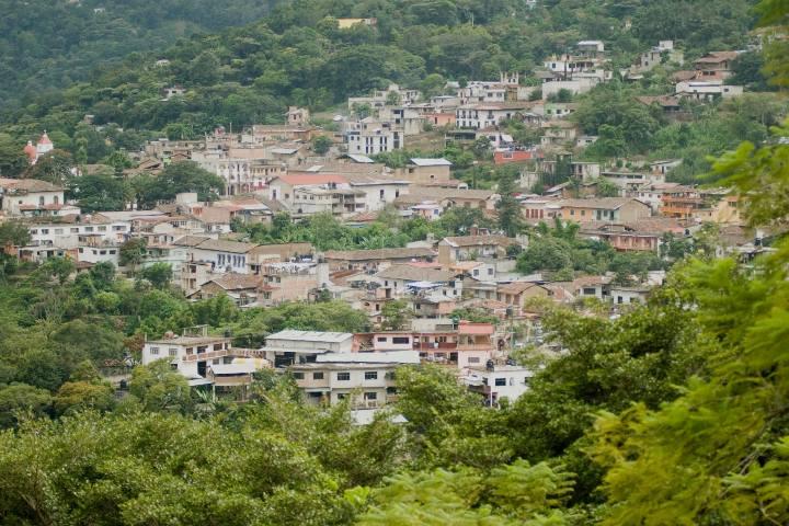 Pahuatlán en Sierra Norte de Puebla. Foto: Puebla Travel